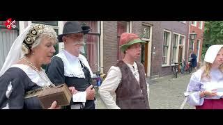 Leiden herleeft Rembrandt