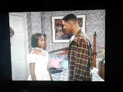 The Fresh Prince Of Bel Air - Jewel Kisses Will