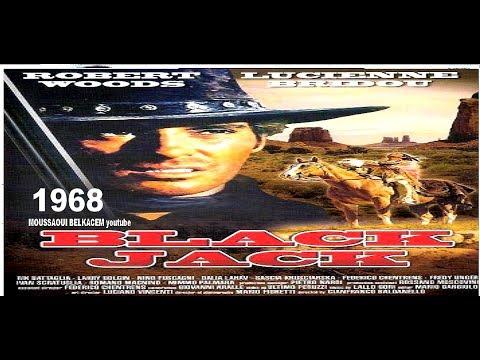 Black Jack film Spaghetti de Giuliano Gemma 1968