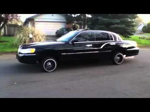 My 99 Lincoln Hittin Da Switch Youtube