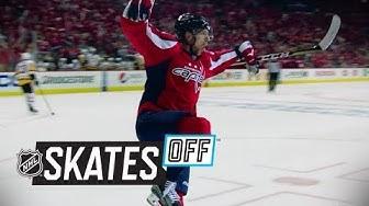 Skates Off: Evgeny Kuznetsov
