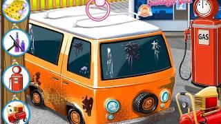 Путешествие Барби с дочкой Игра для маленьких детей