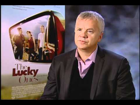The Lucky Ones - Exclusive: Tim Robbins Interview - YouTube