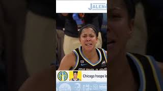 Jalen & Jacoby react to Candace Parker bringing a WNBA title to her hometown   #Shorts