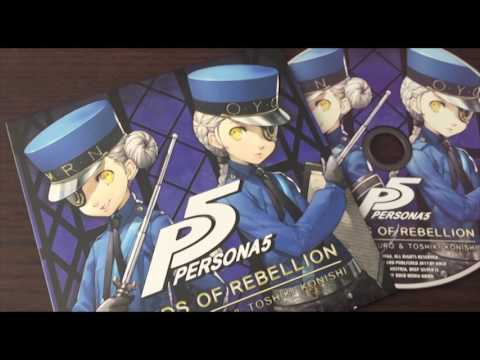 "Unboxing - Persona 5 Collector's ""Take Your Heart"" Edition"