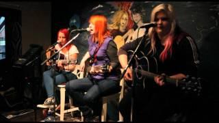 Wrong Channel - Unemployed acoustic @ P&L café