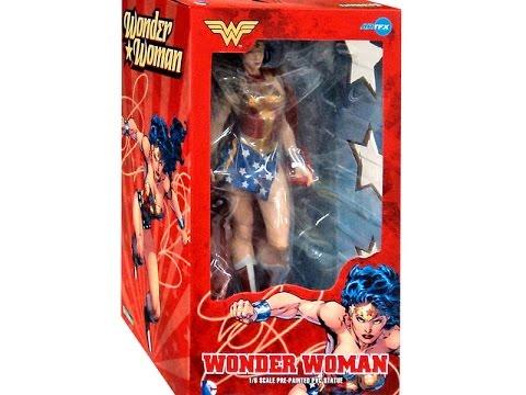 ArtFx Wonder Woman Review