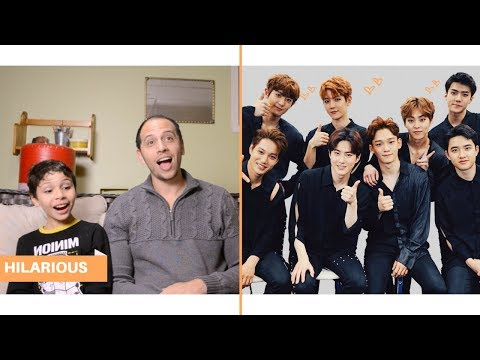 WHAT HAPPENS WHEN EXO GOES TO AMERICA REACTION (EXO REACTION)