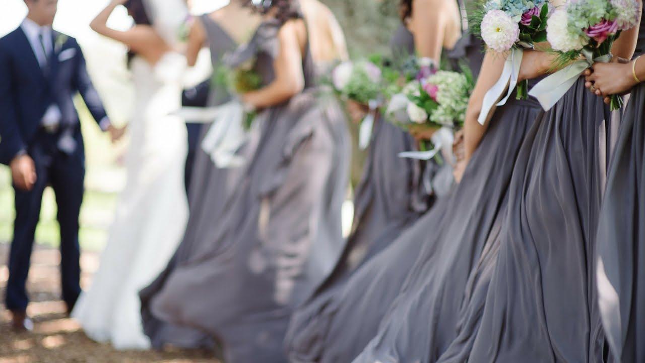Incredibly Beautiful Wedding Bride Arrival Music