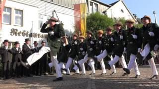 Schützenfest 2015 - Parade der Bürgerschützen