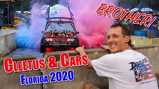 First Spectators At The Freedom Factory! Cleetus And Cars Bradenton Florida 2020!