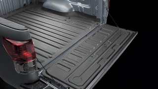 WeatherTech TechLiner Bed and Tailgate Liner: Product Information