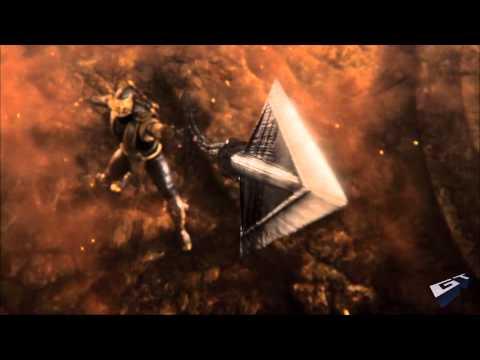Mortal Kombat VGA 2010 Exclusive Debut Trailer - Kratos HD