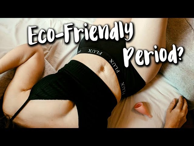 Menstrual Cup vs Period Pants |  Lily Cup & Flux Undies Review