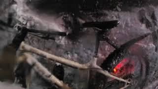 雪歩号(surly pugsley)、雪の進軍!!(HX-A1H、蔵前→高円寺持たず途中で電池切れw) thumbnail