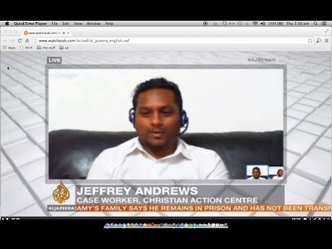 Jeffrey Andrews - Al Jazeera. Ethnic Minority Rights Hong Kong