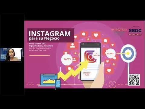 CARES | Instagram para su Negocio