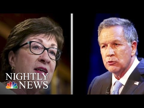 Top Republicans And Business Leaders Come Out Against President Donald Trump | NBC Nightly News