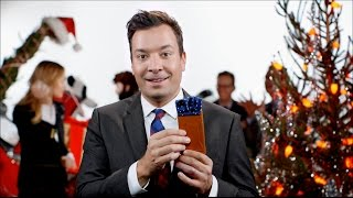 Jimmy Fallon and J.Crew Introduce the Pocket Dial™