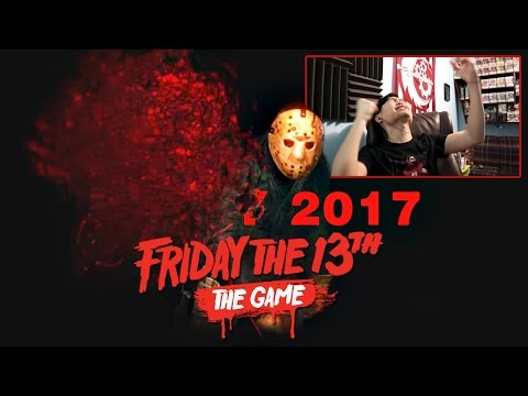 Friday the 13th: The Game - Release Date Trailer! [REACTION]