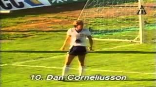Sveriges EM-kvalmatcher mot Italien 1983