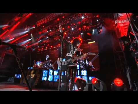 KISS - Shout It Out Loud - Rock Am Ring  - Sonic Boom Over Europe Tour