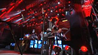 KISS - Shout It Out Loud - Rock Am Ring 2010 - Sonic Boom Over Europe Tour