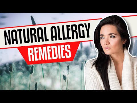 5 Natural Allergy Remedies