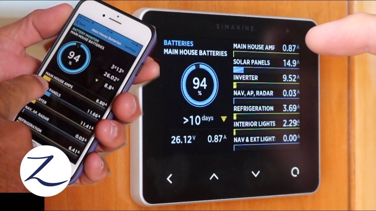 best-boat-tech-catamaran-systems-sailboat-systems-monitoring-system