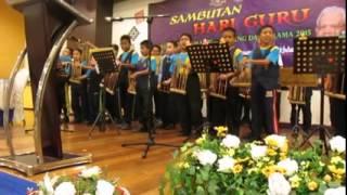 Bayangan Gurauan : Angklung Pak Radja and SK Taiping, Perak