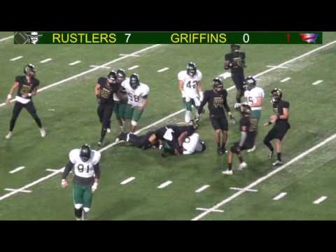 Golden West Rustlers Football vs Grossmont College