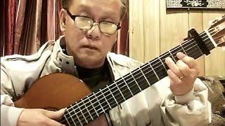 Chuyện Tình Buồn (Phạm Duy - thơ: Phạm Văn Bình) - Guitar Cover