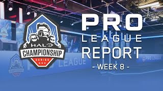 HCS Pro League Report – Week 8