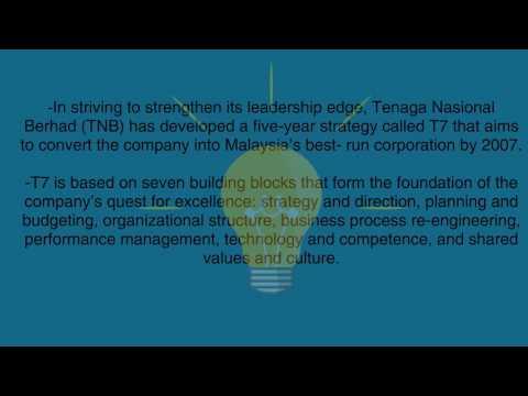 THE IMPACTS OF MONOPOLY ON TENAGA NASIONAL BERHAD