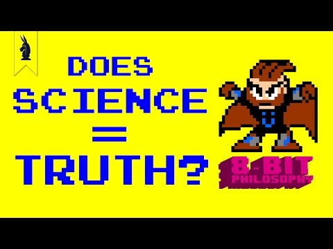 Does SCIENCE = TRUTH? (Nietzsche + Mega Man) - 8-Bit Philosophy