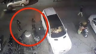 On cam: Indore builder shot at point-blank by assailants
