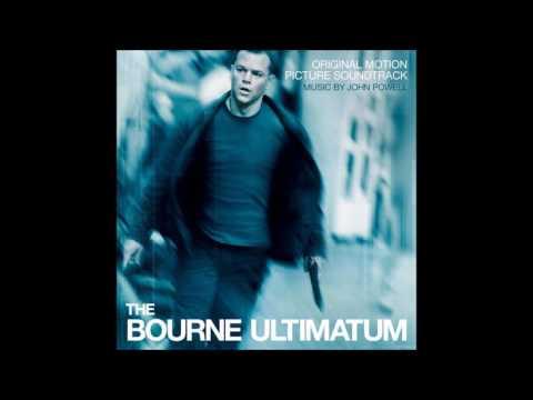The Bourne Ultimatum: Expanded Score   15. NY Car Chase