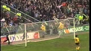Crystal Palace v Millwall 21st Oct 1989
