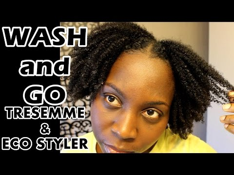 How To Preserve A Twistout On Short Natural Hair