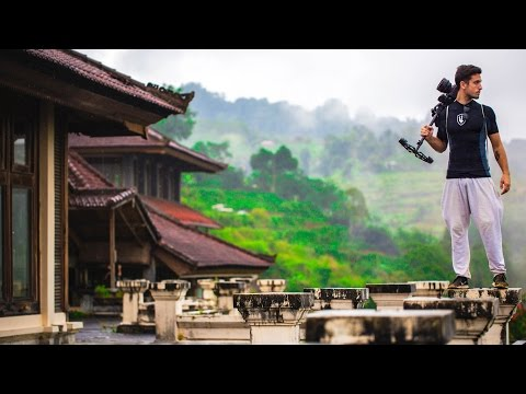 Inside The Abandoned Ghost Hotel | Bali Day 9