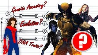 What Is The X-GENE? - Science Behind Superheroes