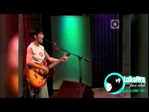 Abusar - Ely Guerra | Sonicamente (OnceTV 2001)
