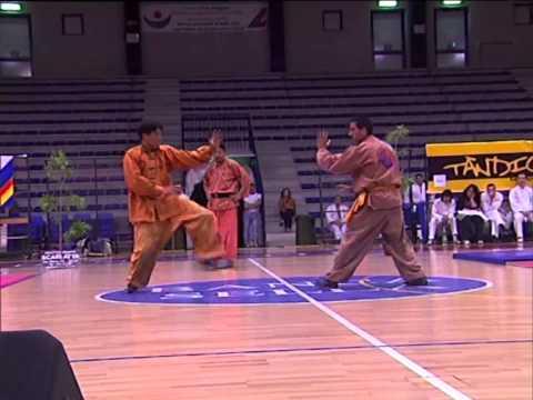 pum ho-combattimento Shin Dae Woung Arti d'Oriente