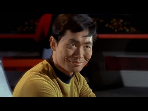 George Takei Shares His Best of Star Trek