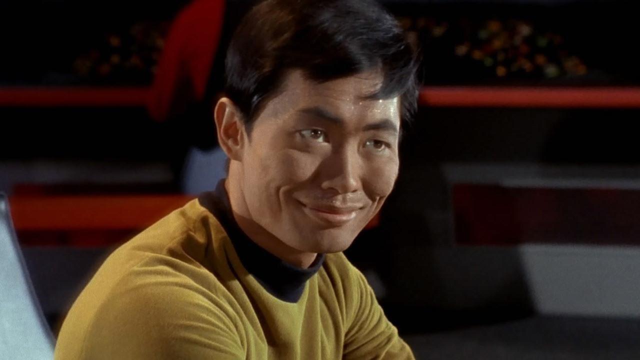 George Takei Star Trek Oh My