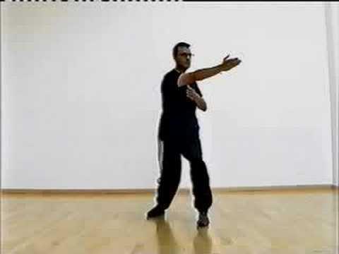 Tai Chi Yang Style Short Form (Part1) - YouTube