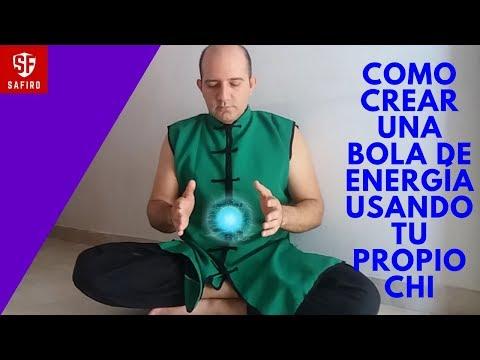 Crea una Bola de Energia Usando tu Chi - Universo Astral