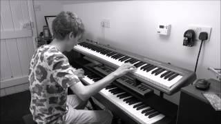Solo Jazz/Gospel Rhodes Piano Improvisation | Robert Dimbleby