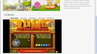 Play Zuma Deluxe Online Game Zuma Deluxee.com