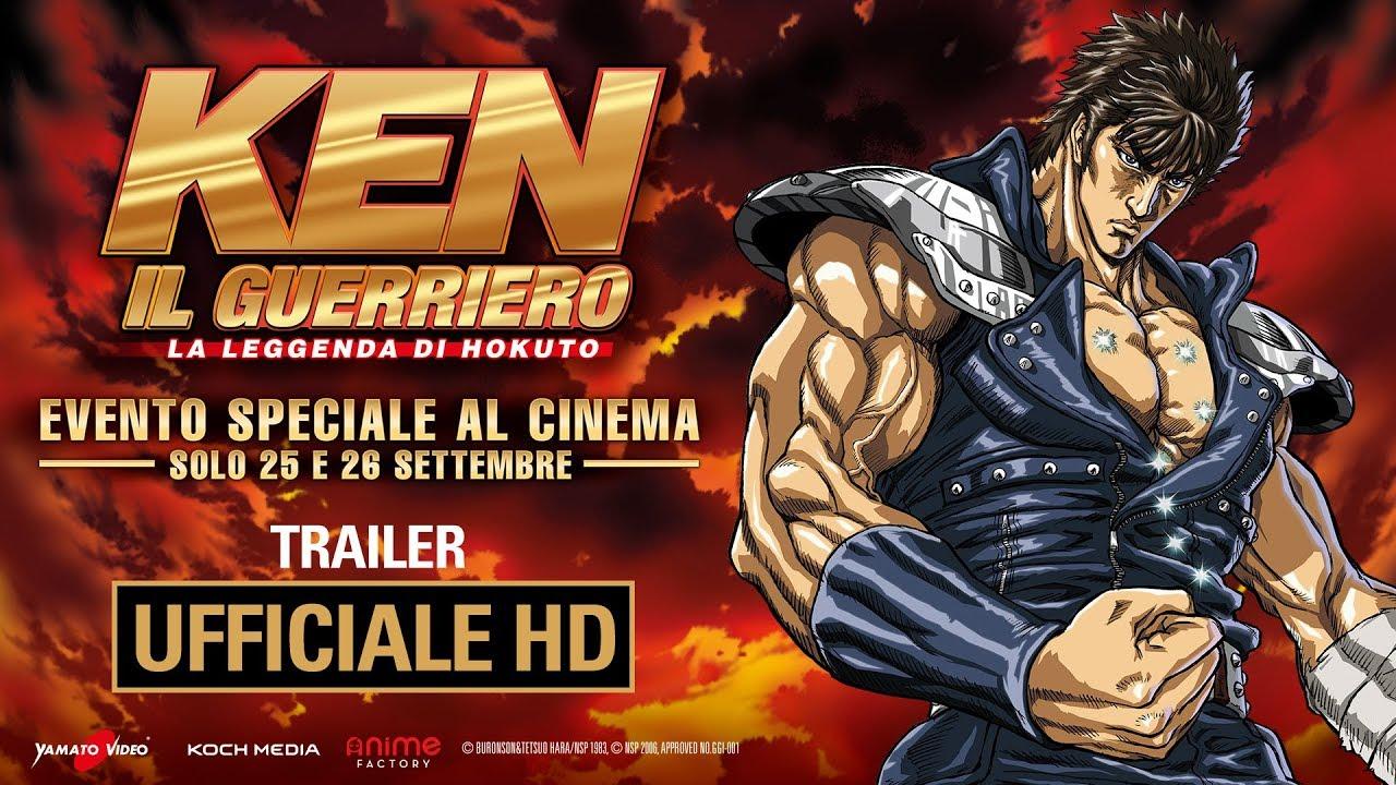 Ken il guerriero la leggenda di hokuto trailer ufficiale